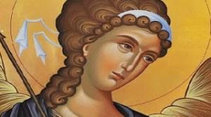 Πρόσεξε μην διώξεις από κοντά σου τον άγγελο σου με τις επαίσχυντες πράξεις σου!!