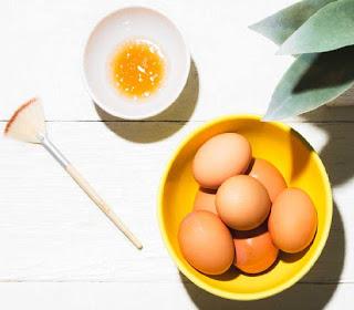 Μάσκα με βάση το αυγό για όλους τους τύπους δέρματος