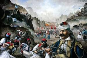 Read more about the article Ο ρόλος των Βορειοηπειρωτών στην Επανάσταση του 1821