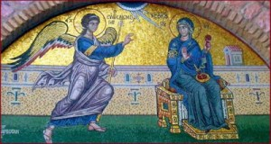 Τα τρία δεκάρια της Παναγίας μας