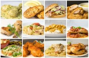 Συνταγές με κοτόπουλο και η διατροφική τους αξία
