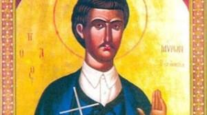 Read more about the article 20 Μαρτίου: Η Εκκλησία μας τιμά τη μνήμη του Αγίου Μύρωνος, από το Ηράκλειο Κρήτης