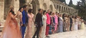 Εντυπωσίασε το fashion show του Βασιλείου Κωστέτσου στο Ηρώδειο –Αποκλειστικά πλάνα(govastileto.gr)