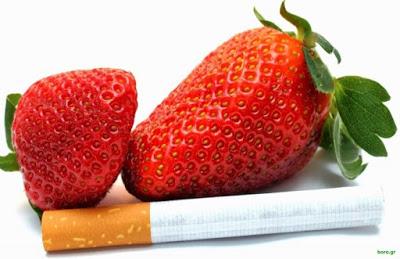 Καταναλώστε φρούτα για να κόψετε πιο εύκολα το κάπνισμα!