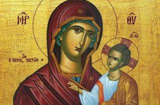 Ακάθιστος ύμνος: Οι χαιρετισμοί της Παναγίας που γαληνεύουν