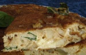 Φτιάξτε εύκολη ομελέτα φούρνου με λαχανικά στο λεπτό!