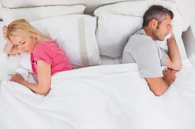 """""""Σε θέλω στη ζωή μου, όχι στο… κρεβάτι μου!"""""""