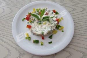 Φτιάξτε νόστιμη σαλάτα Ρώσικη!
