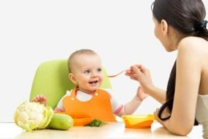 Σωστές διατροφικές συμβουλές για βρέφη και νήπια