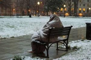 Ένας Άγιος άστεγος – Διαβάστε μια αληθινή Ιστορία!