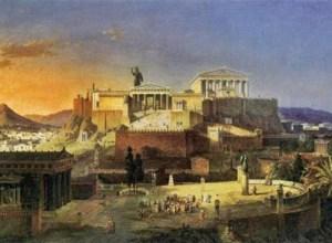Ποιο ήταν το πρώτο όνομα της Αθήνας;