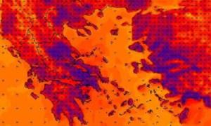 Read more about the article «Βιβλική καταστροφή» προβλέπουν οι επιστήμονες για την Ελλάδα – Ποιες πόλεις κινδυνεύουν