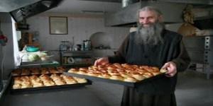 Τί τρώνε οι μοναχοί του Αγίου Όρους