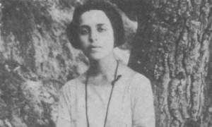 Σαν σήμερα το 1902 γεννήθηκε η ποιήτρια Μαρία Πολυδούρη