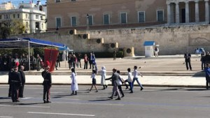 Read more about the article Παρέλαση 25ης Μαρτίου: Οι μαθητές τίμησαν την ιστορική επέτειο της Ελληνικής Επανάστασης (φωτο)