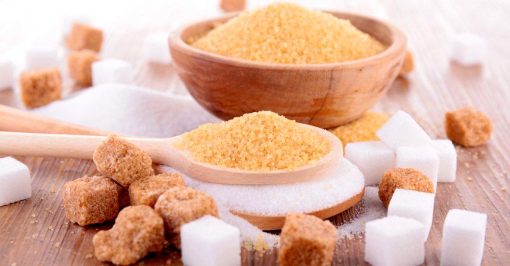 «Διαφορά λευκής με καστανή ζάχαρη»fiftififti.eu