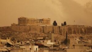 Πνίγει την Ελλάδα η αφρικανική σκόνη. Τι προβλέπεται για τις επόμενες ημέρες
