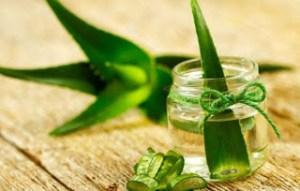 Φυσικό serum με αμυγδαλέλαιο και aloe vera!