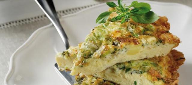 Αυγά φούρνου με λαχανικά