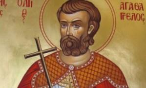 Read more about the article Άγιος Αγαθάγγελος ο Εσφιγμενίτης