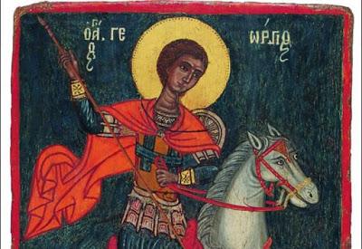 Ο Άγιος Γεώργιος και η Κύπρος
