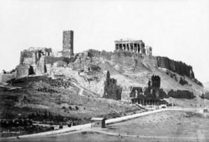 Γιατί κατεδάφισαν τον Πύργο της Ακρόπολης