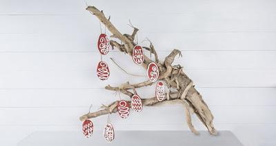 Πασχαλινά κόκκινα μπισκότα(Άκης Πετρετζίκης)