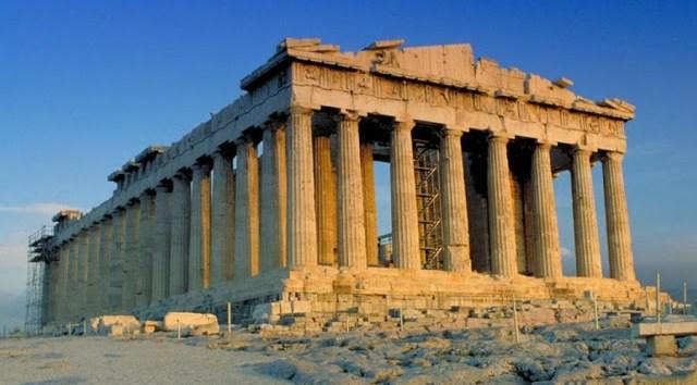Το μυστικό που κρατάει όρθιο τον Παρθενώνα επί 2.500 χρόνια