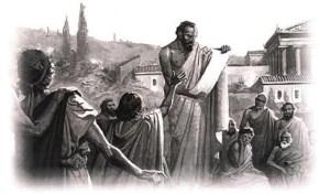 Σόλων, ο σοφός που πολέμησε την υπερβολή