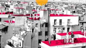 «Εγχείρημα πουλιά» για τη γειτονιά και τις ταράτσες στα Εξάρχεια