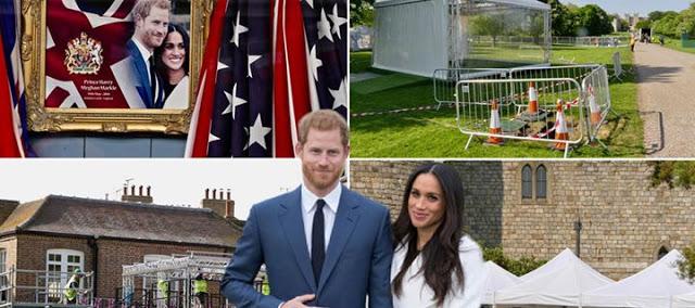 Αύριο ο πολυαναμενόμενος γάμος του πρίγκιπα Harry με την Meghan Markle -Πόσο θα κοστίσει!