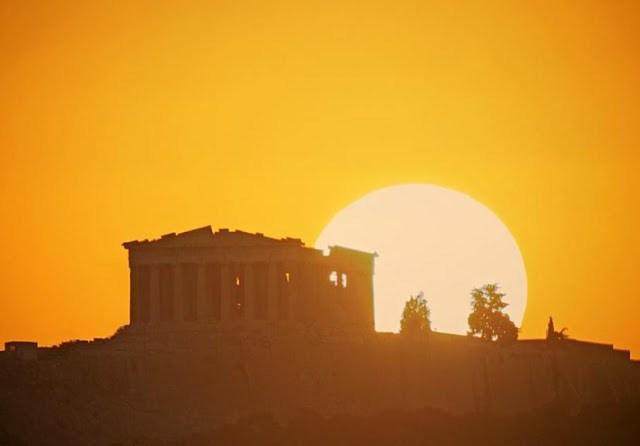 Η Ελλάδα ανακηρύχθηκε ο πιο ηλιόλουστος προορισμός παγκοσμίως για το 2018