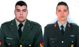 Μήνυμα των δύο Ελλήνων στρατιωτικών: Το ηθικό μας είναι ακμαίο