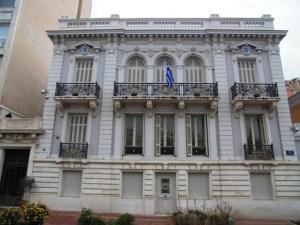 Η πρώτη κατοικία του βασιλιά Όθωνα και της βασίλισσας Αμαλίας στην καρδιά της Αθήνας