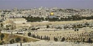 Την Ιερουσαλήμ την ίδρυσαν Ελληνες και ήταν ελληνική πόλη για αιώνες