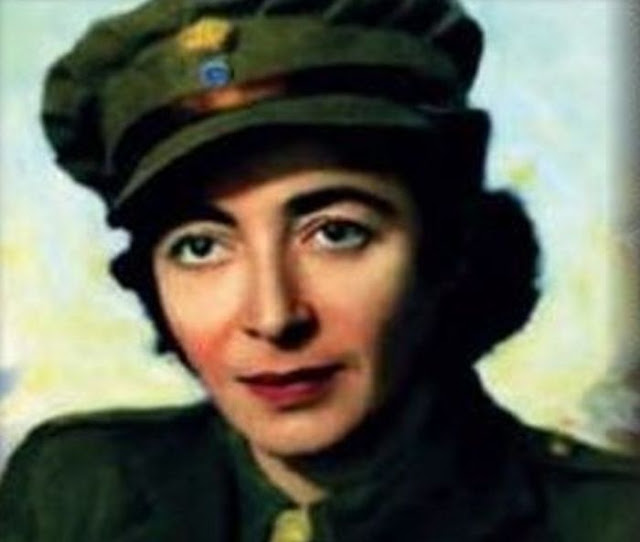 Η πρώτη Ελληνίδα αλεξιπτωτίστρια που πολέμησε τους Γερμανούς ως μυστική πράκτορας! (φωτο)