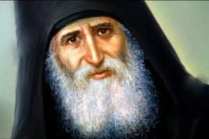 Read more about the article Το «κακό μάτι» και ο Άγιος Παΐσιος