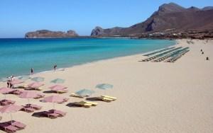 Παραλίες της Ελλάδας :Φαλάσαρνα, Χανιά, Κρήτη