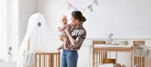 Γιατί το μωρό είναι καλύτερα να κοιμάται στο δικό του δωμάτιο;