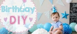 Πώς να οργανώσετε το καλύτερο πάρτι γενεθλίων για το μωρό σας!