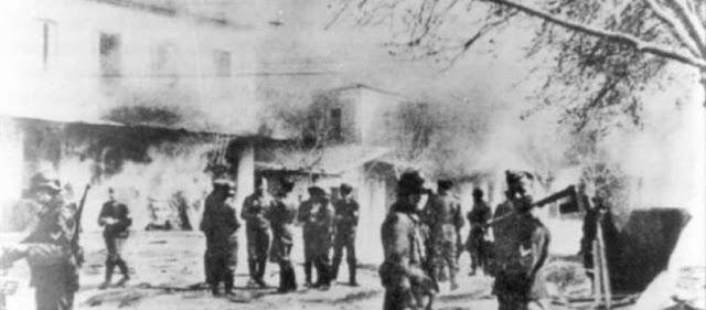 Read more about the article Σφαγή του Διστόμου: Ο τρόπος που οι Ναζί εκτέλεσαν το απάνθρωπο αυτό έγκλημα! (ΦΩΤΟ)