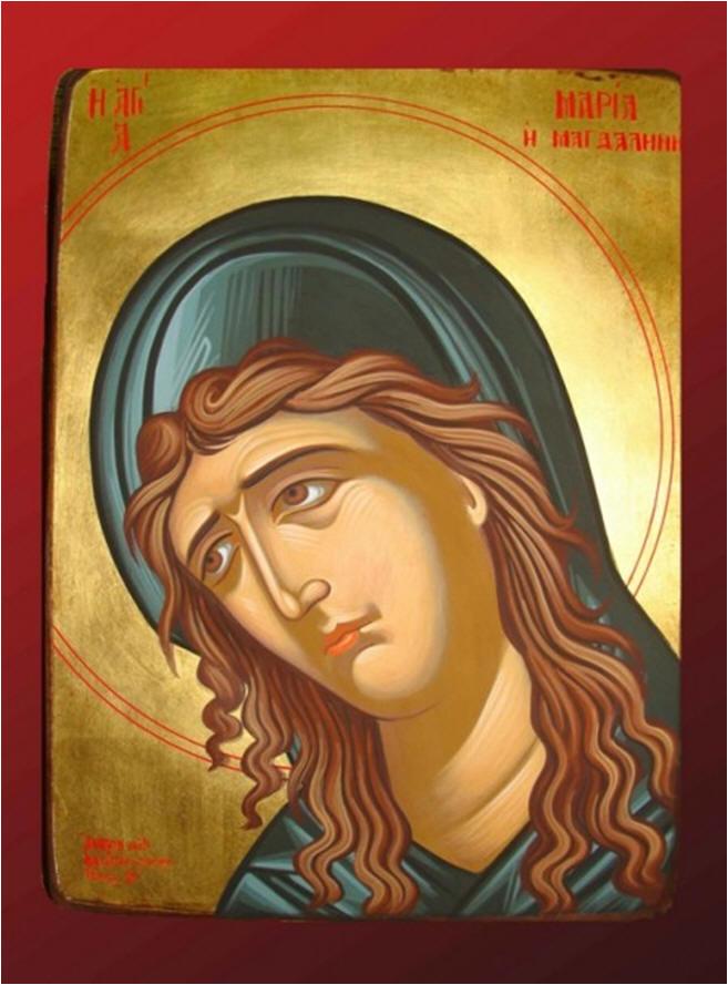 Read more about the article Ο βίος της Αγίας Μαρίας Μαγδαληνής, τα θαύματα και το άφθαρτο χέρι της – Διαβάστε τα θαύματα του ιερού λειψάνου της Αγίας