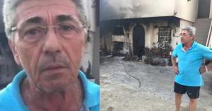 Σώθηκαν από θαύμα: Οικογένεια κλειδώθηκε στο σπίτι, το σφράγισαν και γλίτωσαν από την πυρκαγιά!