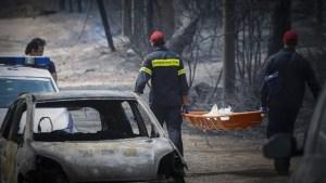 Στους 81 οι νεκροί από τις πυρκαγιές