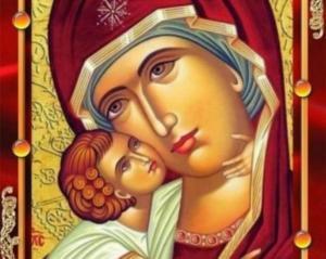 Παναγία: Μια πονεμένη Μάνα!