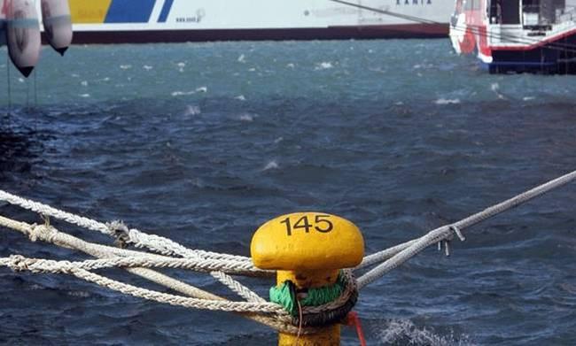 Read more about the article ΠΝΟ: Δεμένα στα λιμάνια τα πλοία