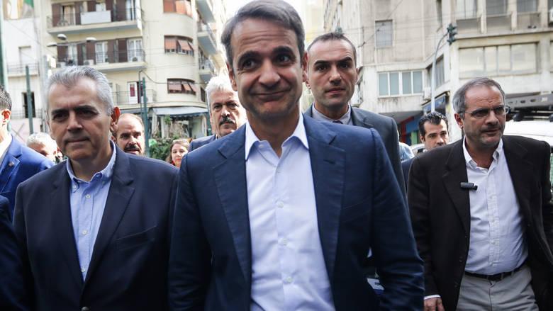Read more about the article Μητσοτάκης: Εκλογές πριν έρθει στη Βουλή προς κύρωση η συμφωνία