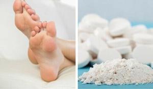 Xρήση ασπιρίνης για την απομάκρυνση των κάλων