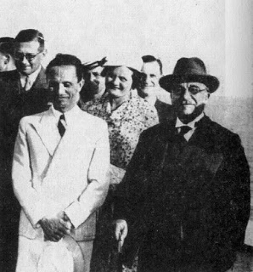 Read more about the article Η Ναζιστική Γερμανική πολιτική έναντι της Ελλάδος πριν την 28η Οκτωβρίου 1940