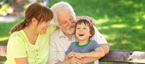 Γιατί το παιδί έχει αδυναμία στον παππού;